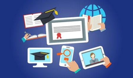 Sala de aula virtual em educação a distância e blended learning